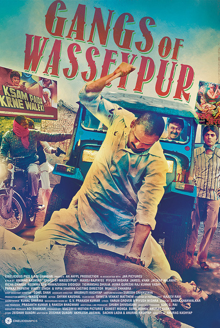 New US Trailer For GANGS OF WASSEYPUR Rocks Out