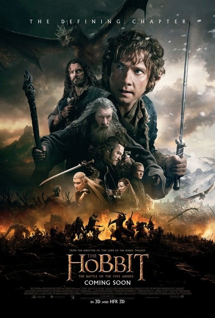 Leave Sauron To Saruman In The Final Trailer For THE HOBBIT: THE BATTLE OF THE FIVE ARMIES