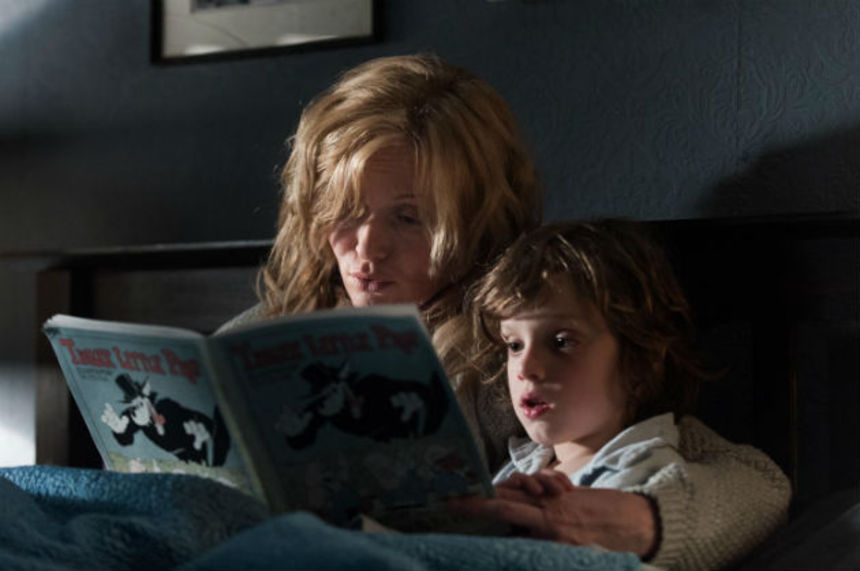 Review: THE BABADOOK Plays Havoc With The Ideals Of Family Life