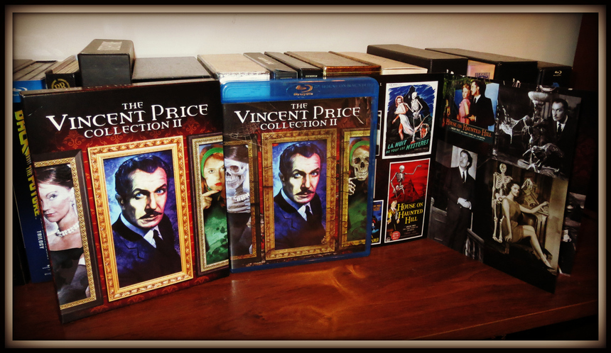 The Stack: Holiday Gift Guide 2014, Episode One - Canfield Talks SQUIRM, Vincent Price, Werner Herzog, And More