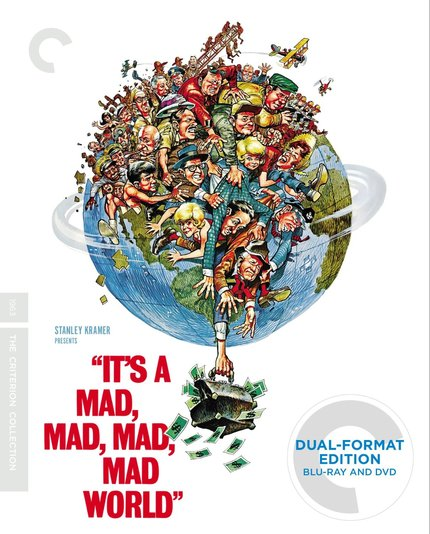 Meeting The Criterion: Criterion Christmas #6 IT'S A MAD, MAD, MAD MAD WORLD