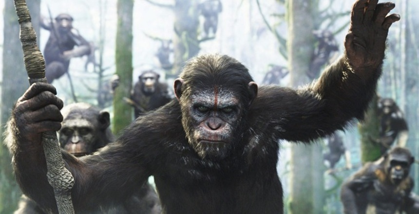 Apes, Robots And Not Men In Suits Part Of Oscar's Short List For Best VFX