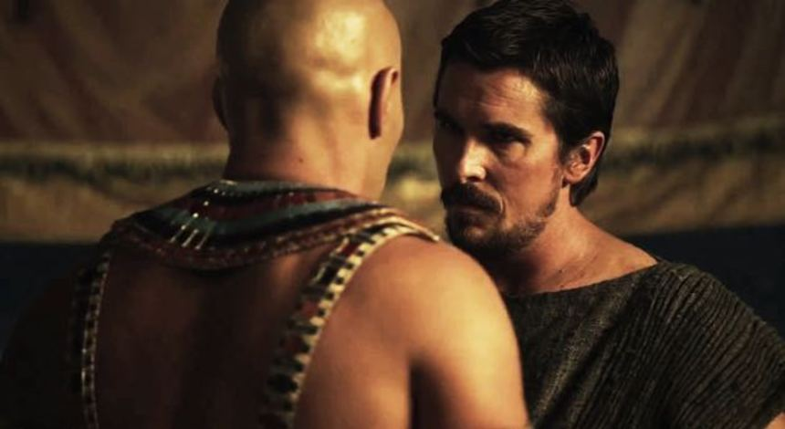 Review: EXODUS: GODS AND KINGS Is Lost In The Wilderness