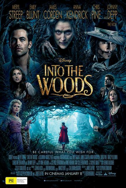 Review: INTO THE WOODS Ventures Into A Musically Dark Thicket