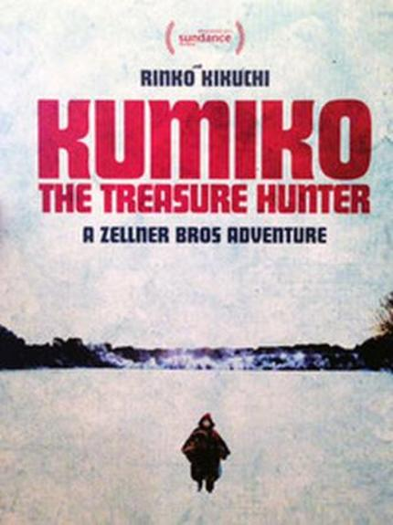 KUMIKO THE TREASURE HUNTER: Watch The Riveting Teaser For The Sundance Oddity