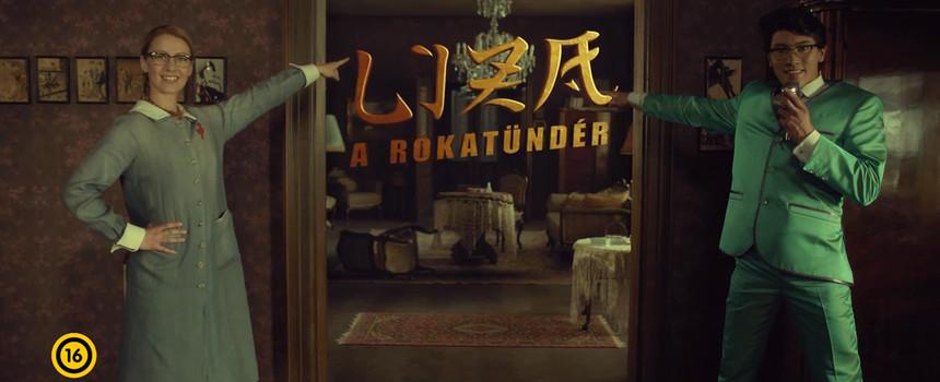 Whimsical Dark Romantic Comedy LIZA THE FOX FAIRY Releases A Fabulous New Trailer