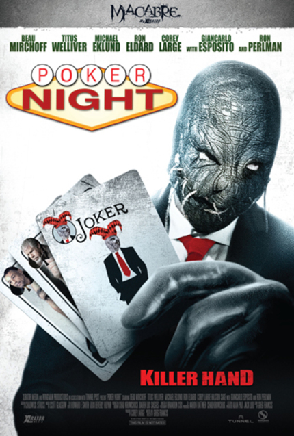 POKER NIGHT: Watch Exclusive Clip From Upcoming Thriller