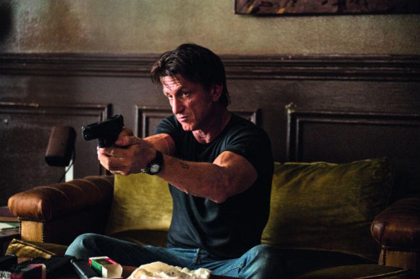 Sean Penn As Action Star (?!) In THE GUNMAN Trailer