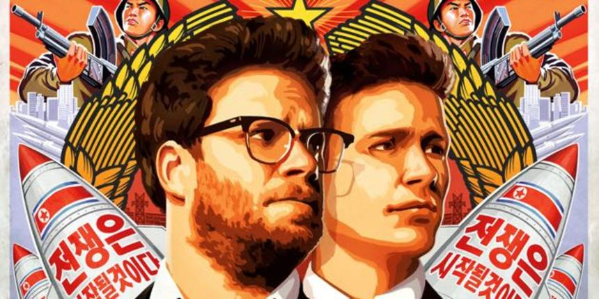 Is Secret Cinema Planning Protest Screenings Of THE INTERVIEW This Sunday?