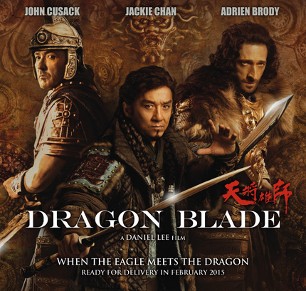 Watch John Cusack And Adrien Brody Throw Their (Dwindling) Careers Away In DRAGON BLADE Trailer. God Knows What Jackie Chan's Doing ...