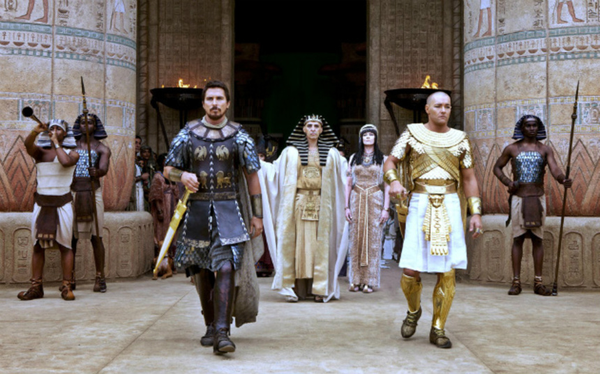 Opening: EXODUS: GODS AND KINGS, A Barrage Of Biblical Bombast