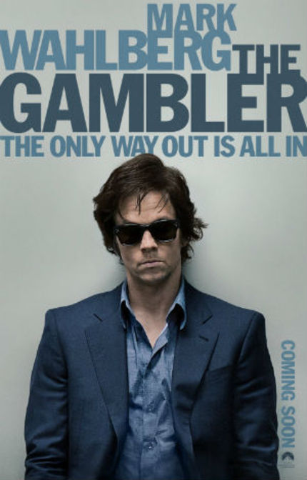 Review: THE GAMBLER, Addiction? What Addiction?