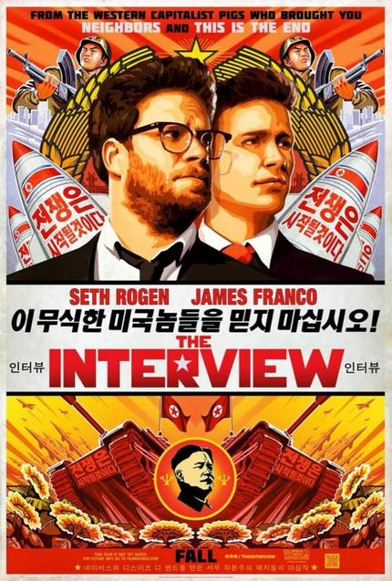 Dear Everyone Piling On Sony For Cancelling THE INTERVIEW: The Problem Is Us