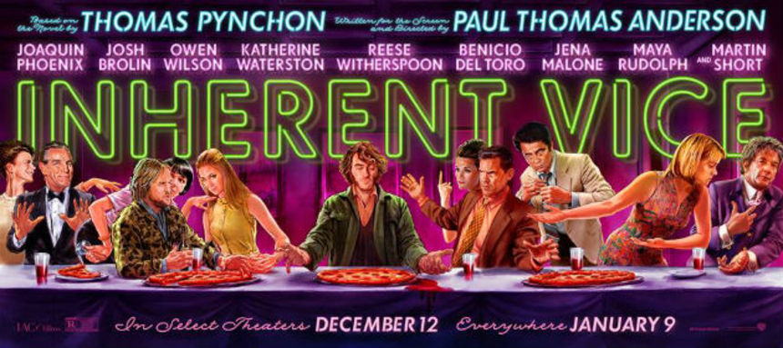 Review: INHERENT VICE, Say Hello To The American Psyche, Circa 1970