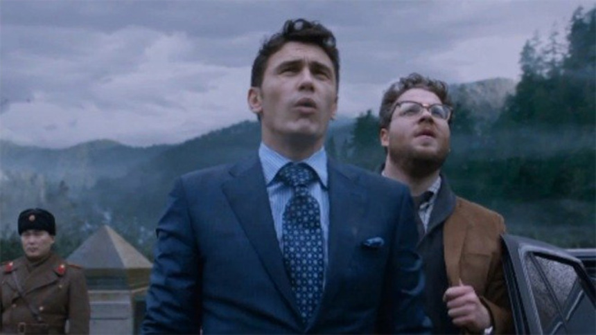 Review: THE INTERVIEW Deserves To Be More Than A Footnote