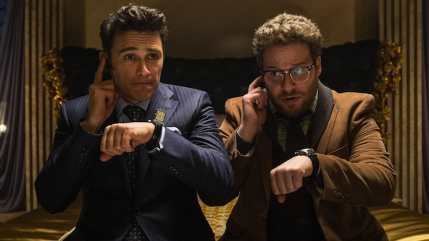 Sony Scraps THE INTERVIEW Release