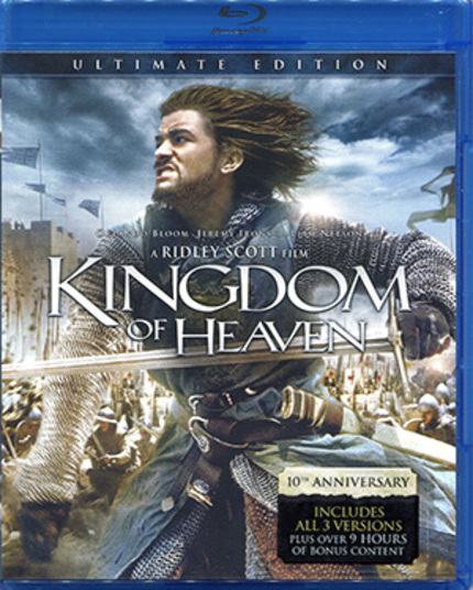 Blu-Ray Review: KINGDOM OF HEAVEN Ultimate Edition - A Primer for EXODUS