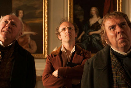 Review: MR. TURNER, A Film That Loses Its Focus