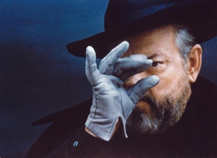 Review: MAGICIAN, A Massive Collage Tribute To Orson Welles