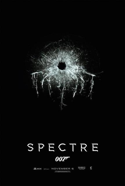 SPECTRE: New James Bond Film Title & Cast Announced