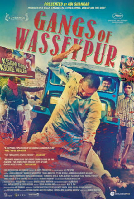 GANGS OF WASSEYPUR Finally Coming To North American Blu-ray/DVD