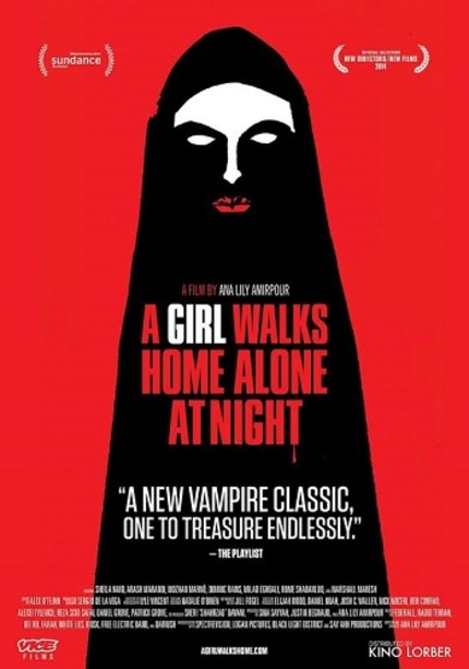 Hey Toronto! Win Tickets For A GIRL WALKS HOME ALONE AT NIGHT