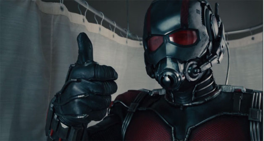 The First Trailer For Marvel's ANT-MAN Has Arrived!