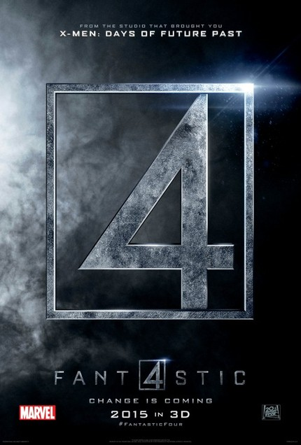 THE FANTASTIC FOUR Reboot Teaser Wants Us To Be Ready ...