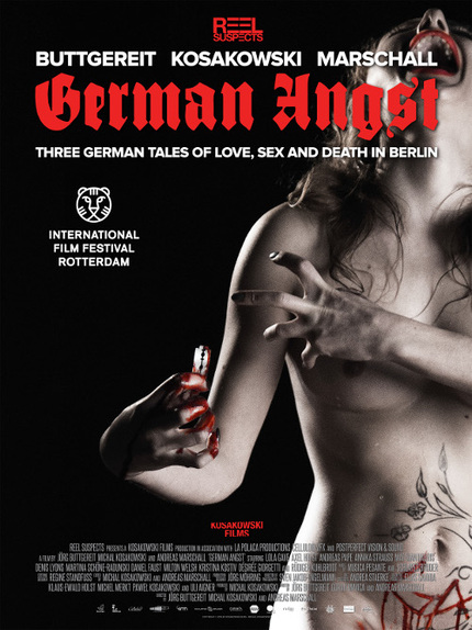 GERMAN ANGST Trailer Delivers Love, Sex And Death