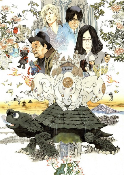 LOVE AND PEACE: Watch This Manic Trailer For Sono Sion's Next