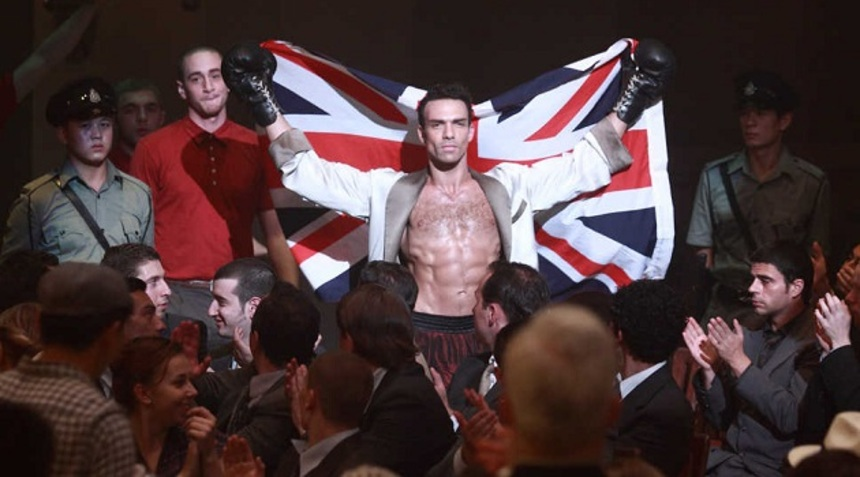 UPDATED: Martial Artist Darren Shahlavi: 1972 - 2015