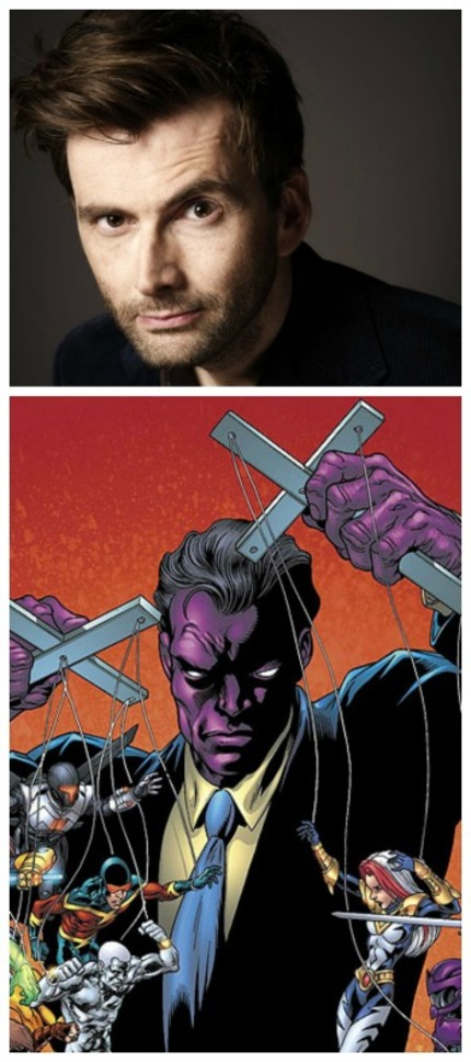 David Tennant Will Villain It Up In Marvel And Netflix's JESSICA JONES