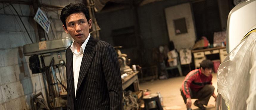 Ryoo Seung-wan And Hwang Jeong-min Reunite For THE VETERAN