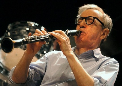Woody Allen Heads To Amazon