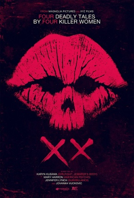 XX Teaser Poster Unleashed