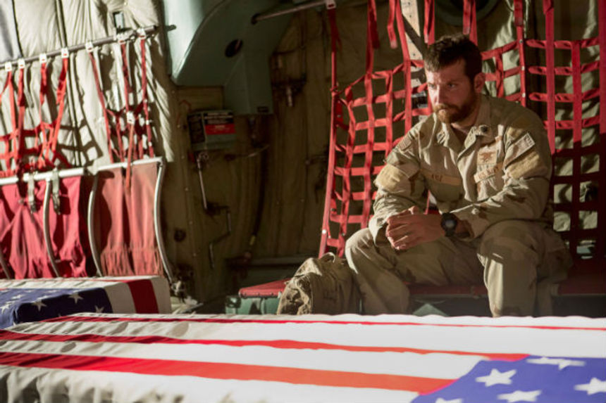 Opening: AMERICAN SNIPER Takes Fire