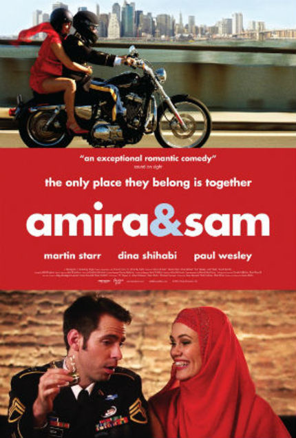New AMIRA AND SAM Trailer Sparkles, Plus Military Date Night Offer