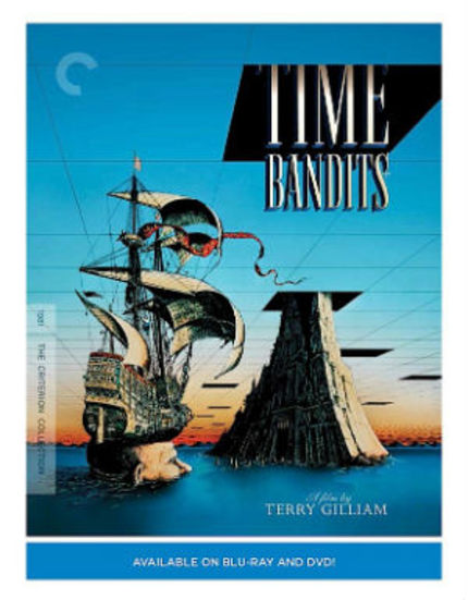 Meeting The Criterion: TIME BANDITS On Blu-ray