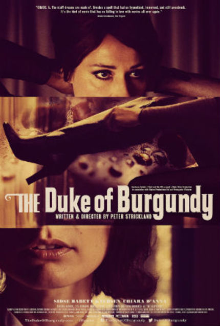 Review: THE DUKE OF BURGUNDY, Universal Truths About Mating Rituals
