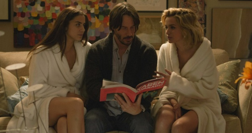 KNOCK KNOCK: Watch The Teaser Trailer For Eli Roth's Sundance Entry
