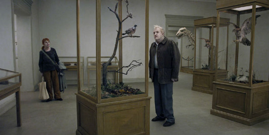Rotterdam 2015 Review: A PIGEON SAT ON A BRANCH REFLECTING ON EXISTENCE, A Masterpiece