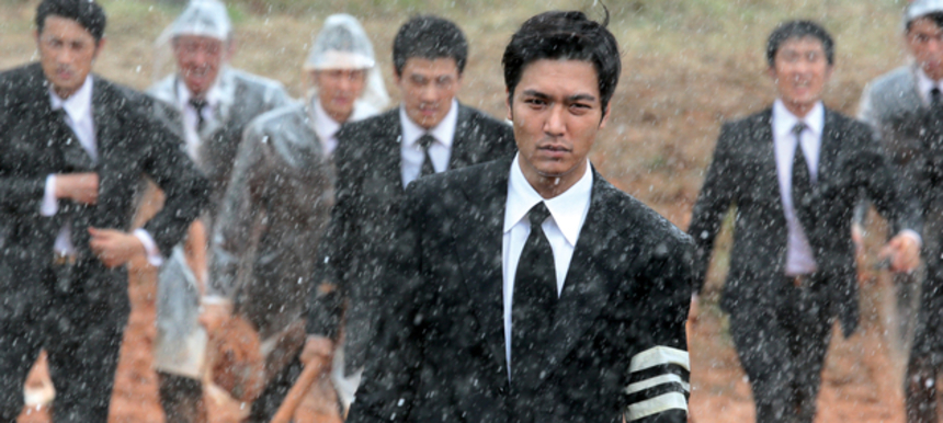 Review: GANGNAM BLUES, A Gorgeously Overwrought Gangster Classic In The Making