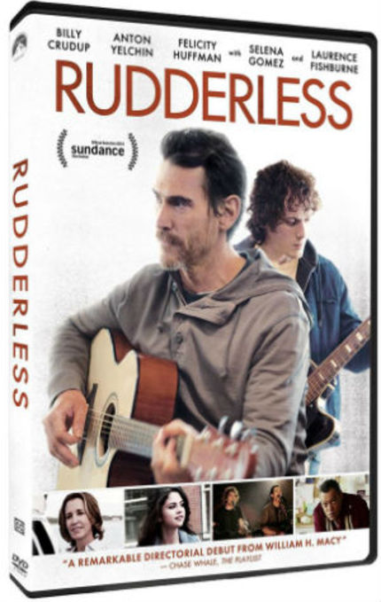 Giveaway: Win 1 Of 3 DVDs Of William H. Macy's RUDDERLESS