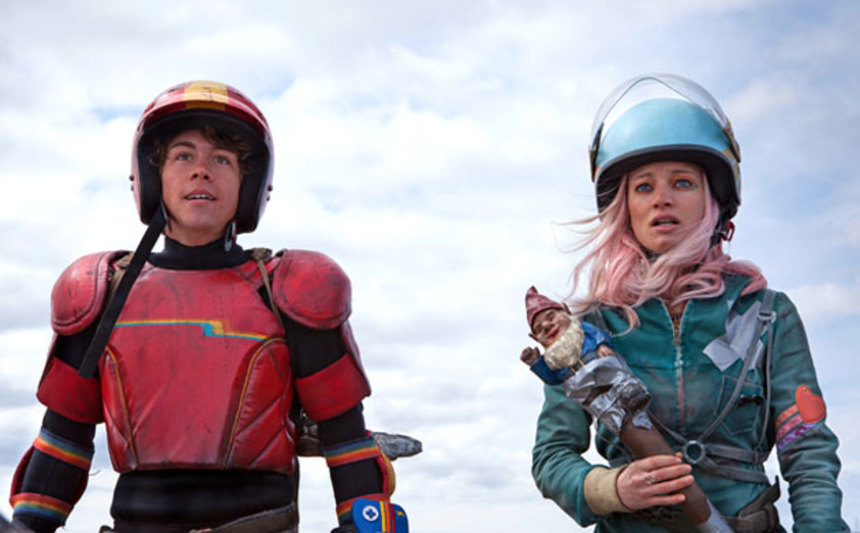 TURBO KID: Apple Finds A New Friend In New Clip