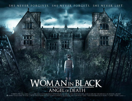 Review: THE WOMAN IN BLACK 2: ANGEL OF DEATH, Tortured Souls And Stiff Upper Lips