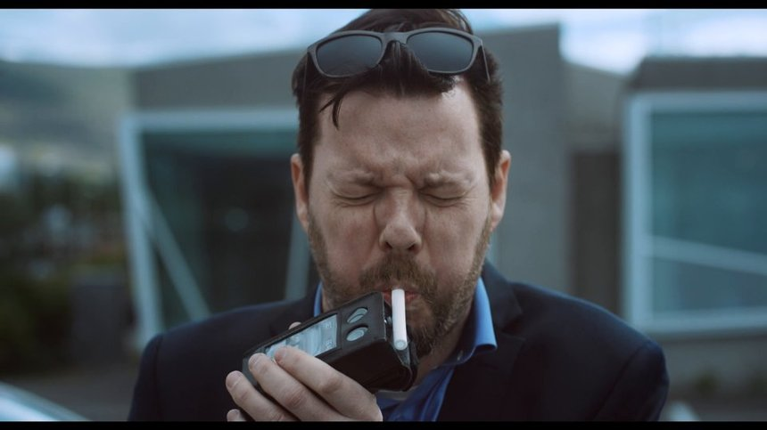 Road Trip In Reverse With The Teaser For Icelandic Comedy BACK