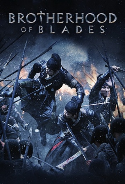 Exclusive US Trailer: BROTHERHOOD OF BLADES Brings The Action