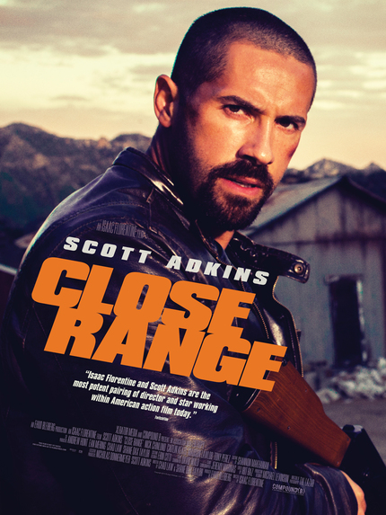 It's Not The Size Of The Knife In First CLOSE RANGE Clip, It's How Scott Adkins Uses It