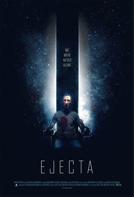 Watch An Exclusive Clip From SciFi Horror EJECTA