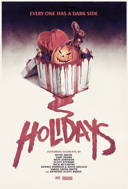 HOLIDAYS: Kevin Smith, Gary Shore, Matt Johnson And Many More Join Holiday Themed Anthology